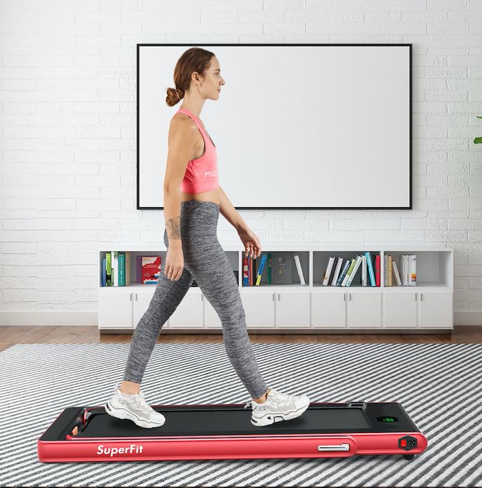 Superfit Folding Treadmill