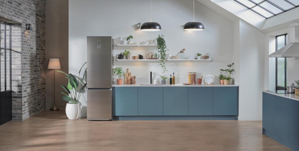 Samsung Bespoke 4-door flex fridge CES 2021