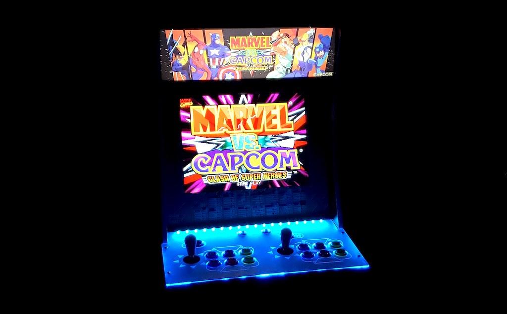 Arcade1Up Marvel vs. Capcom