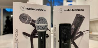 Audio Technica 2100x and 2500x banner imp