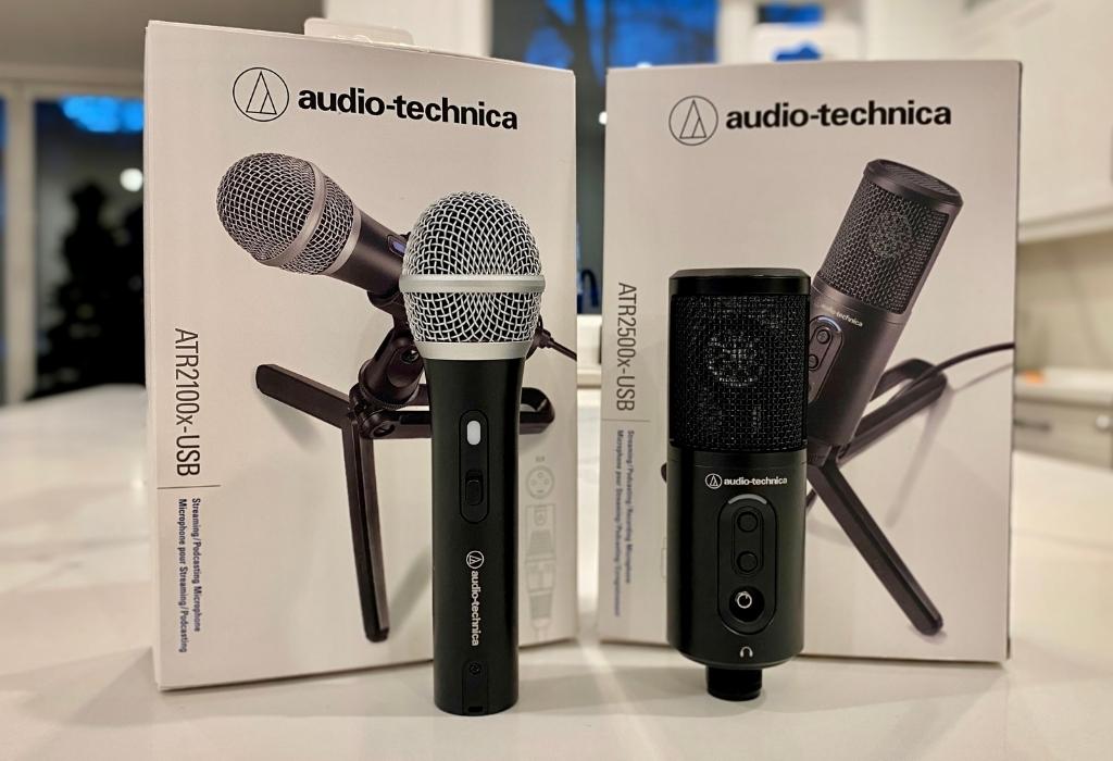 Audio Technica 2100x and 2500x banner imp