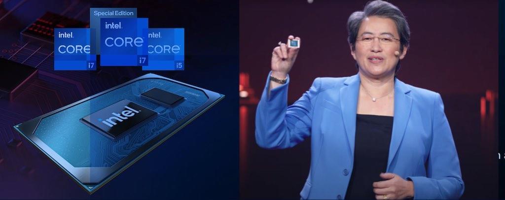 CES 2021 Computer processor releases