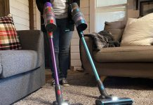 ASHEN Stick Vacuum V18 and V16 review
