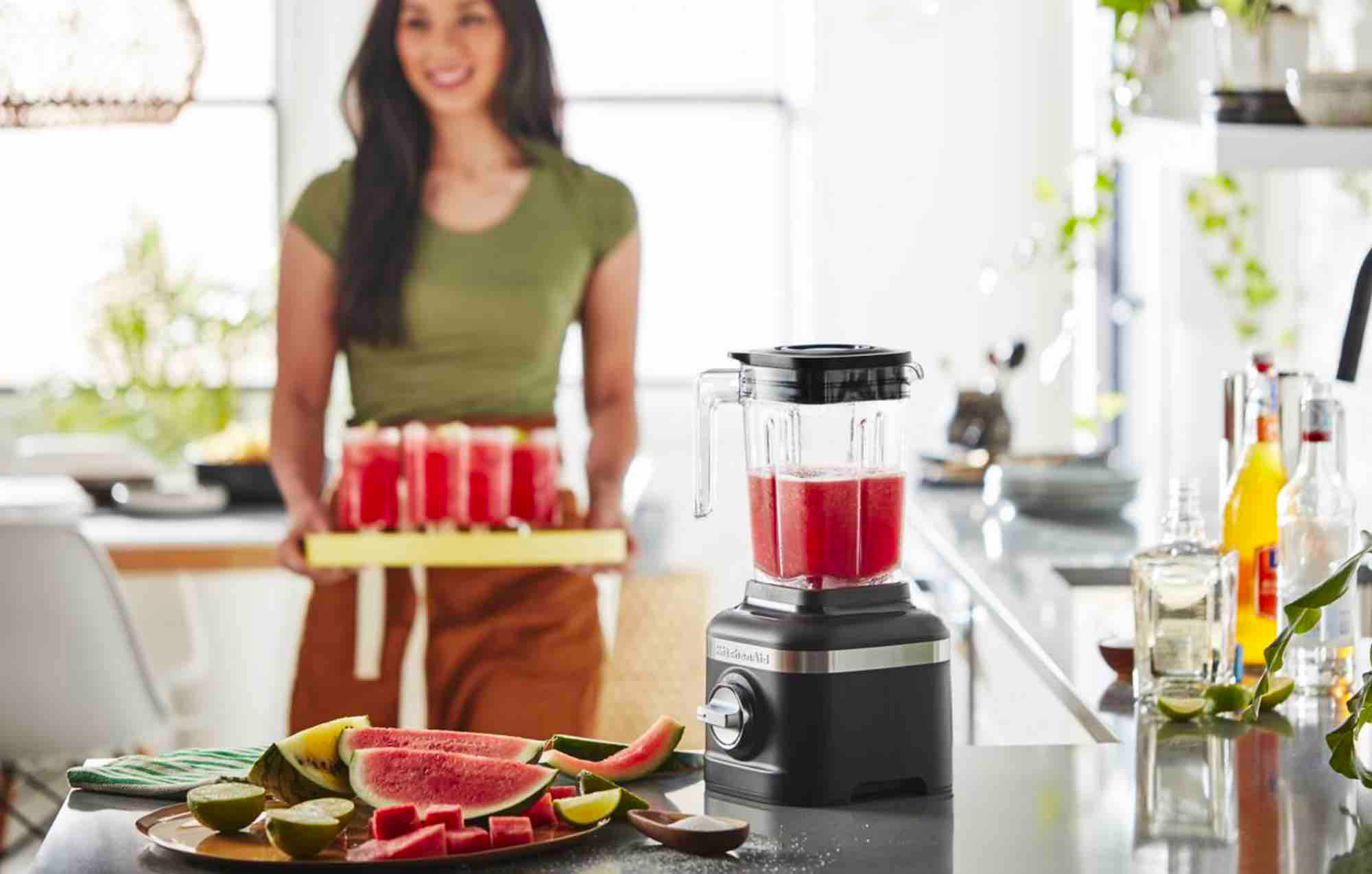KitchenAid blender healthy eating
