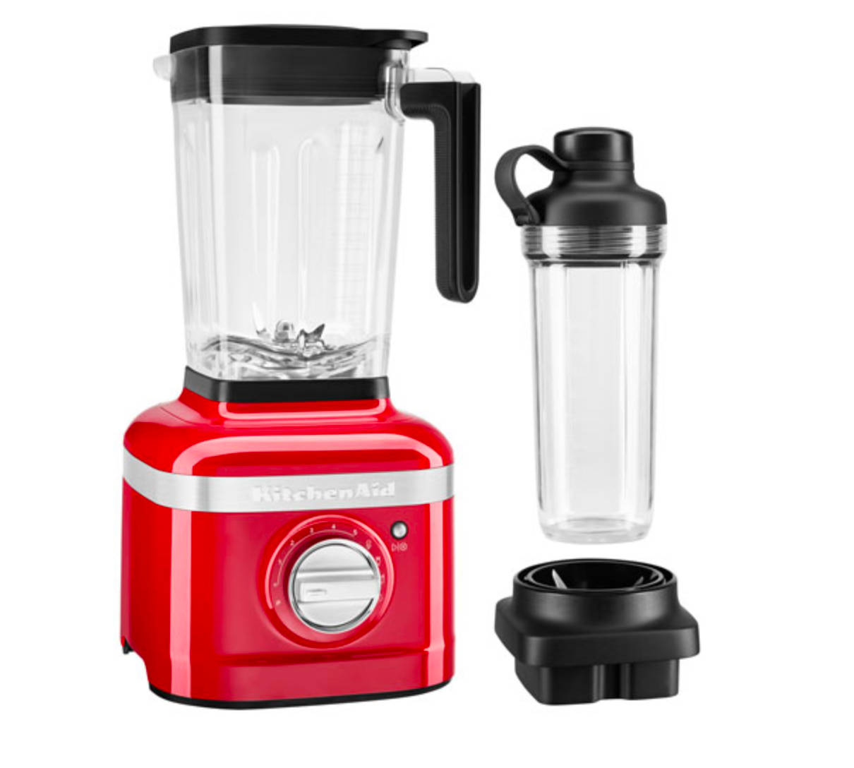 KitchenAid blender with personal cup