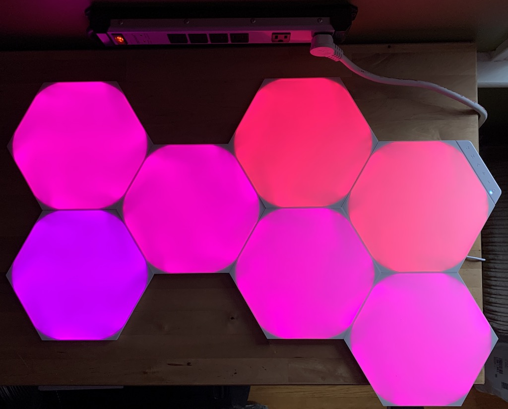 Nanoleaf Hexagon review