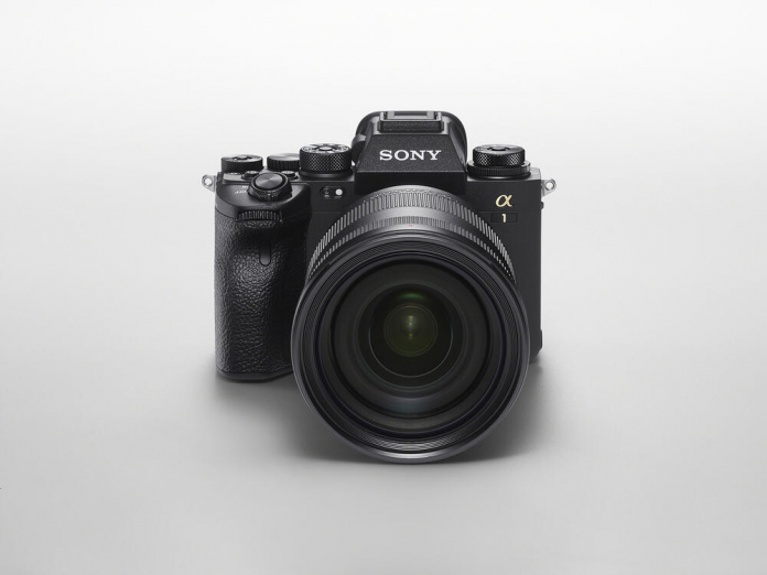 A photo of the Sony Alpha 1