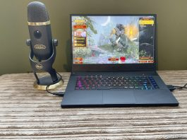 Blue Yeti X World of Warcraft mic review