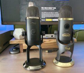 Blue Yeti X World of Warcraft mic review
