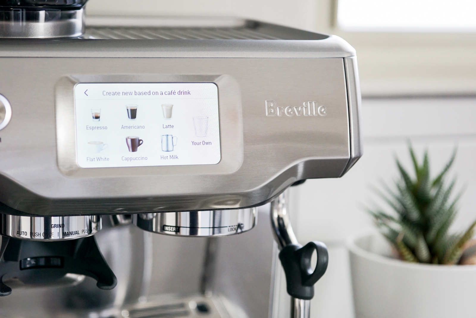 Breville Barista Touch Automatic Espresso Machine review