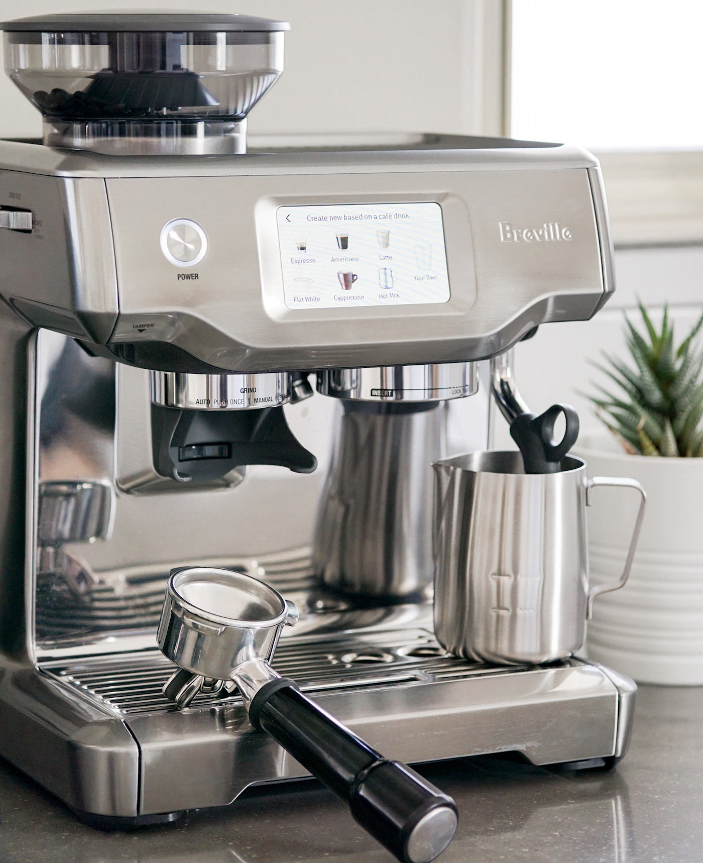 Breville Barista Touch coffee maker review