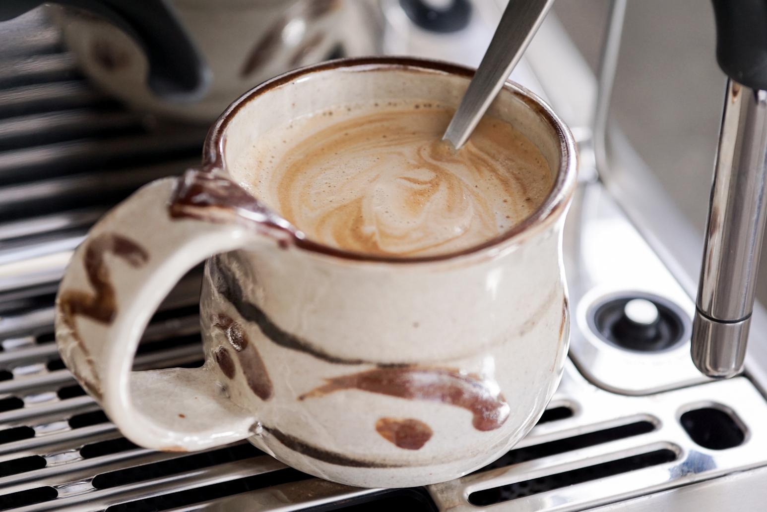 Breville Barista Touch latte