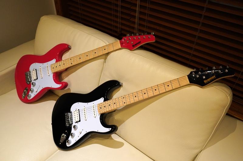 Vintage-style guitars - Kramer