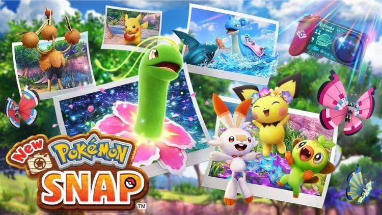 Pokémon Presents - New Pokémon Snap