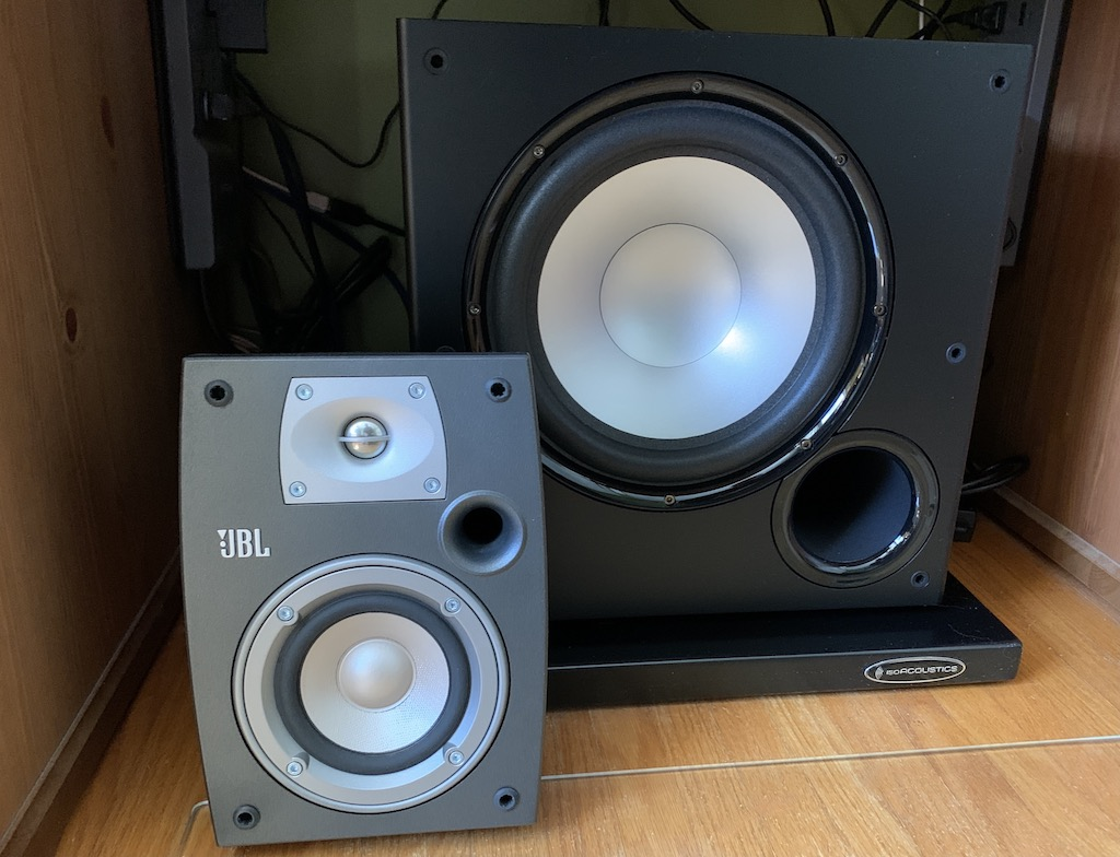 benefits of adding a subwoofer to your home audio system