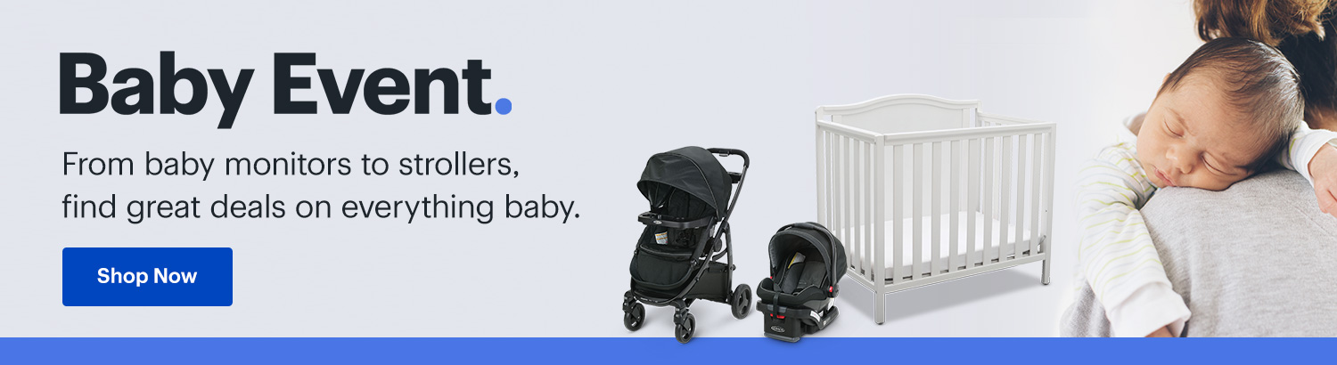 Baby gear at Best Buy