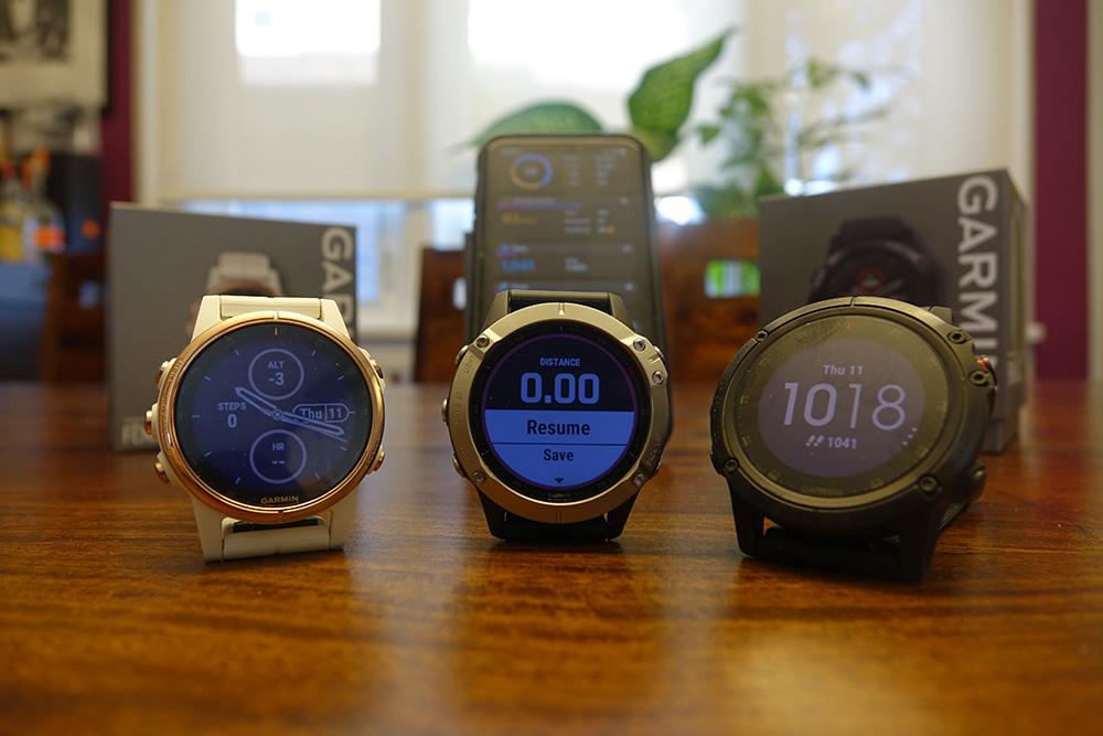 Garmin Fenix Watches Review