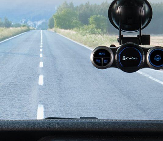Cobra Road Scout 2 in 1 Dash Cam