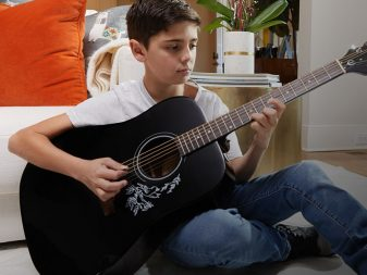 The right guitar for your child