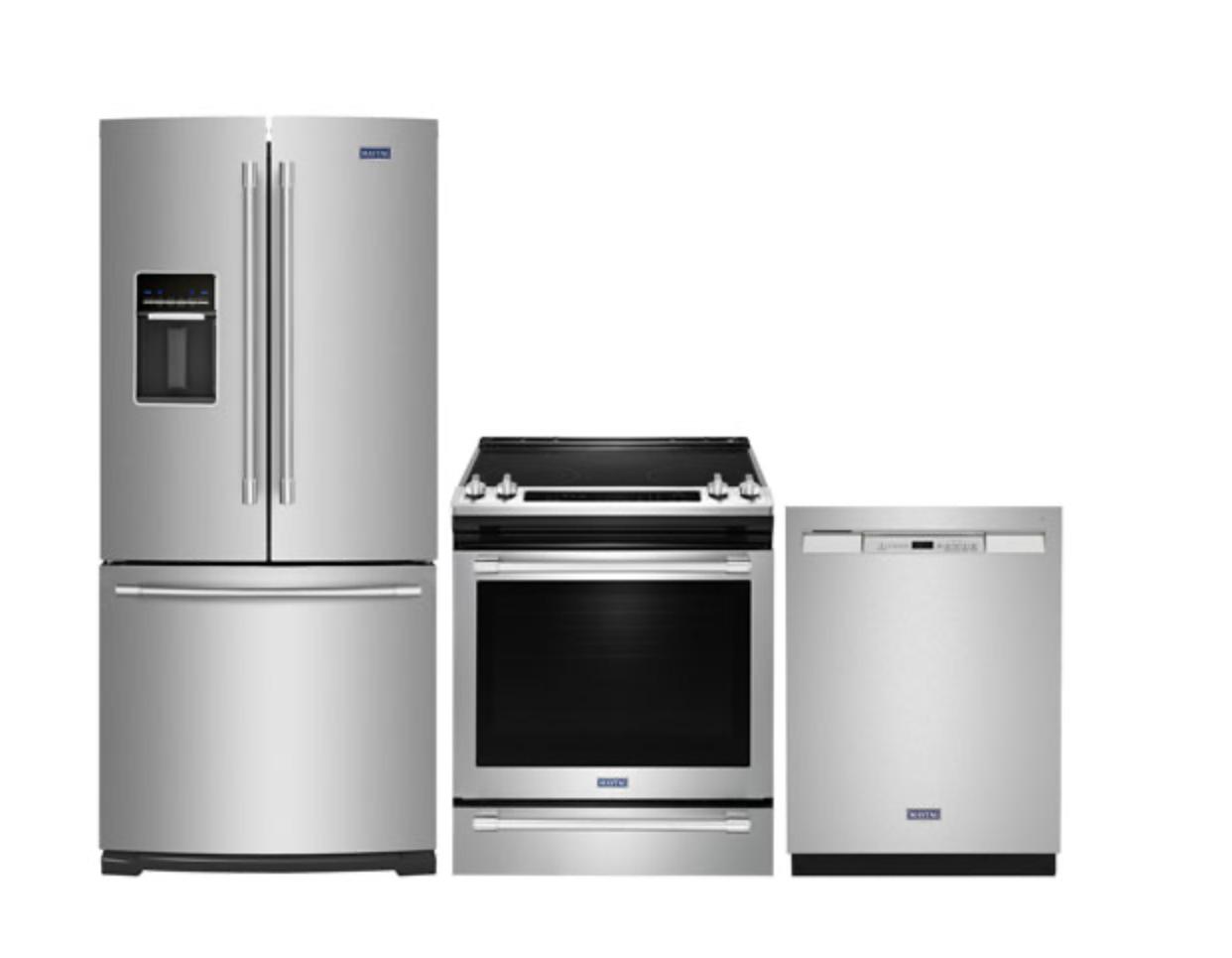 Maytag kitchen appliances package