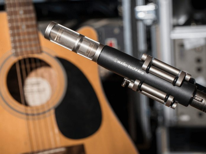 How to record your acoustic guitar