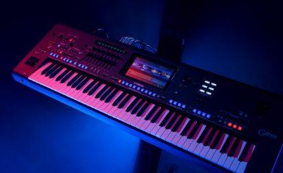 Recording keyboards