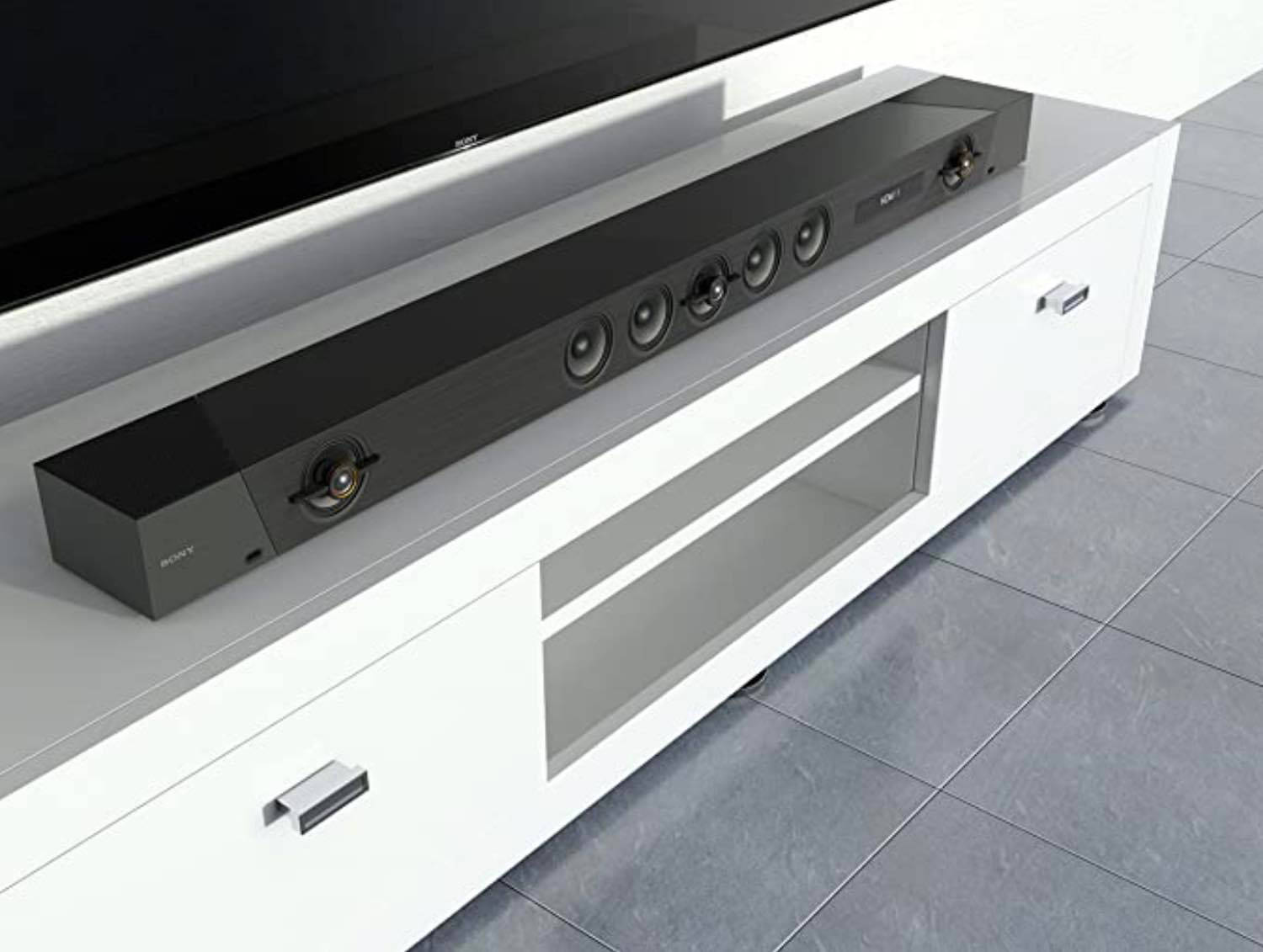 Sony sound bar bring the concert home
