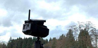 VOSKER V150 LTE Camera