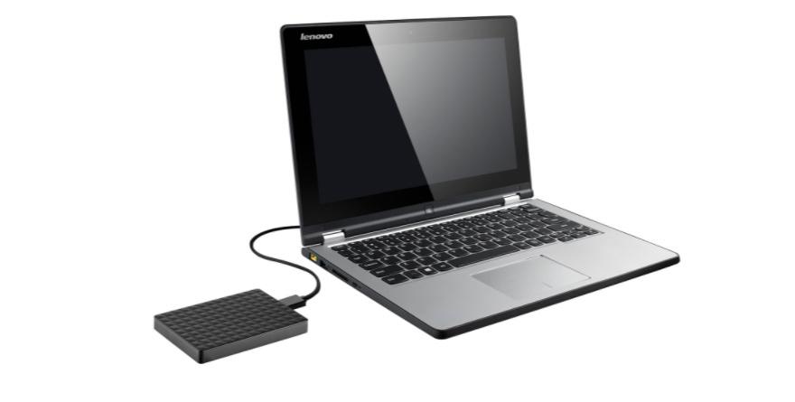 "Seagate Expansion 1TB 2.5"" 5400RPM USB 3.0 Portable External Hard Drive"