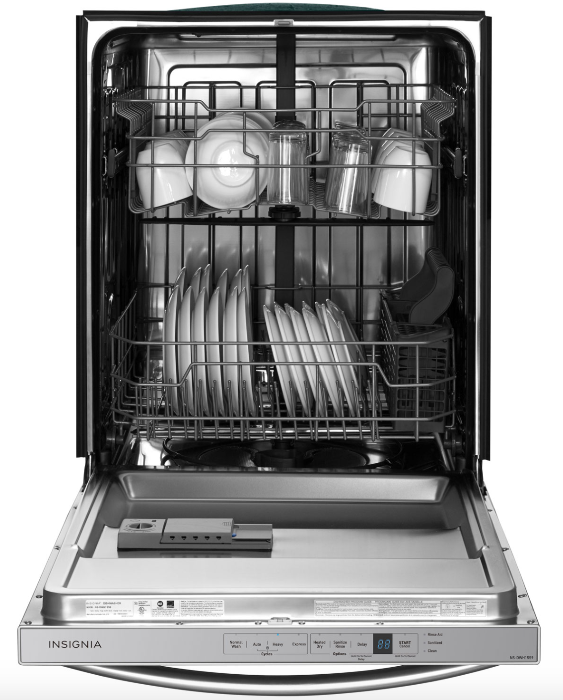 Insignia dishwasher
