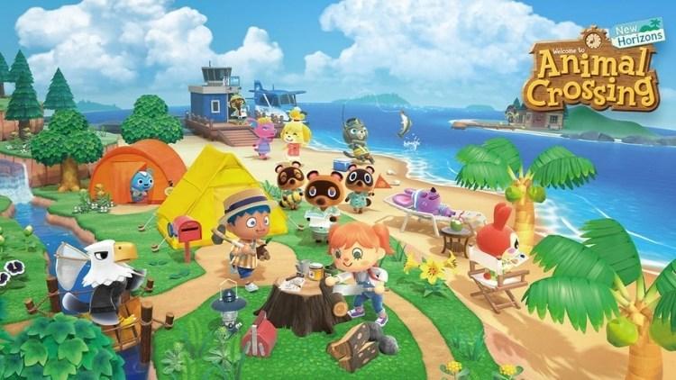 Animal Crossing NH