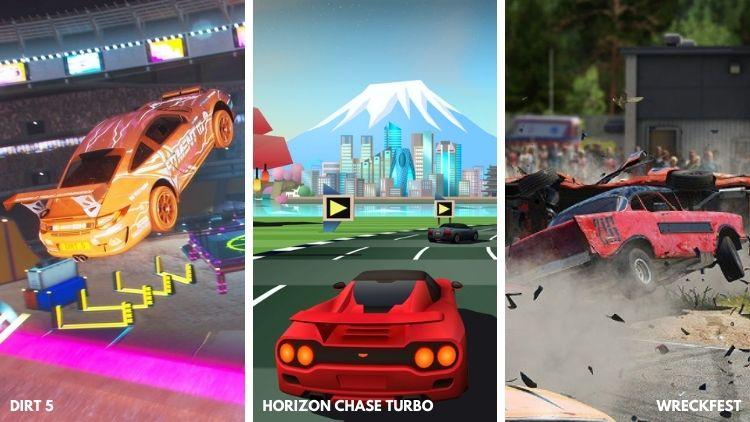 Arcade Racers