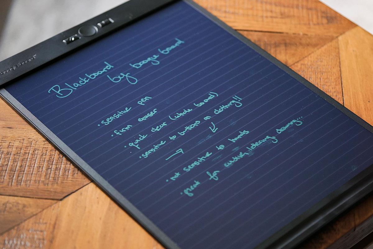 Blackboard by Boogie Board review