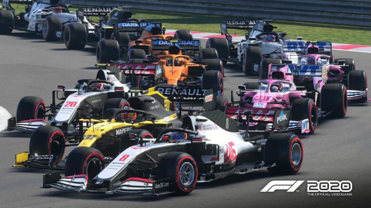 F12020 Career Mode
