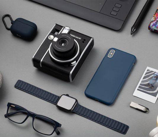 Fujifilm Instax Mini 40 announcement April 2021