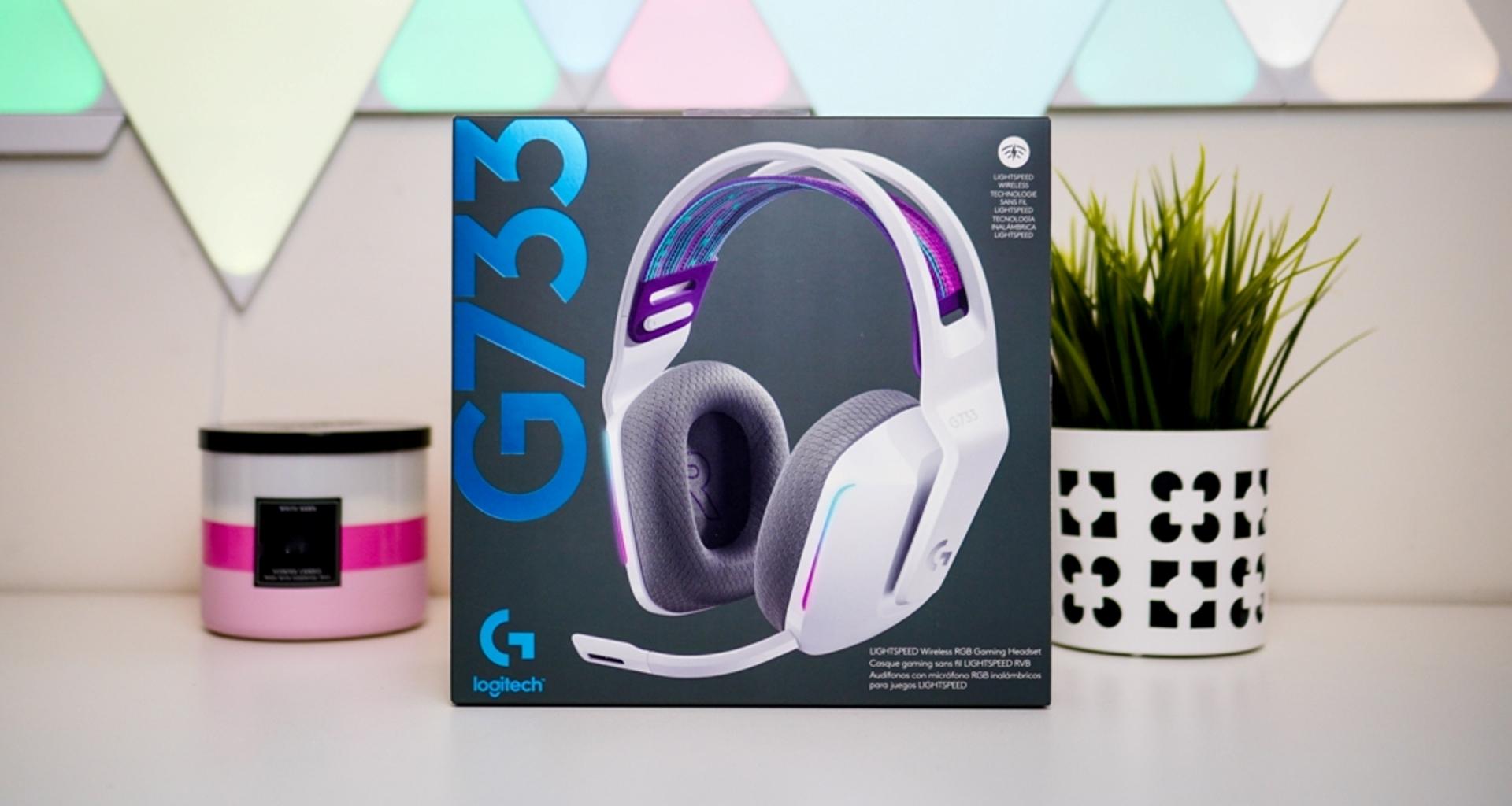Logitech G733 review feature image