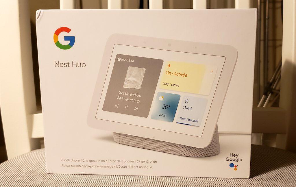 Google Nest Hub 2nd Gen