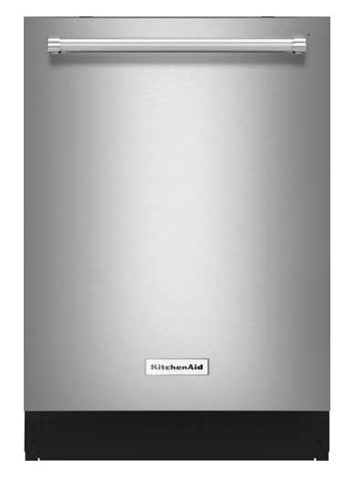 "KitchenAid 24"" 44dB Built-In Dishwasher with Stainless Steel Tub"