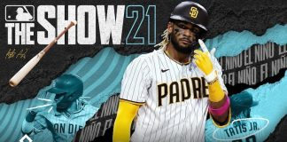 MLB The Show 21 Banner