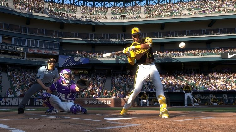 MLB The Show 21 junior