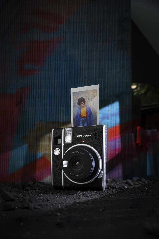 Fujifilm 40 instant camera