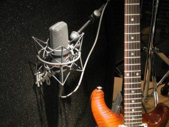 Electric Guitar Recording