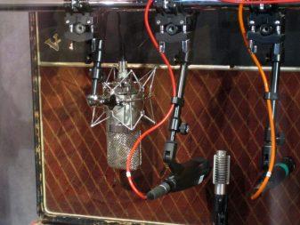 Multiple Microphones