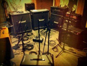 Amplifier recording