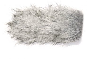 Furry wind muff