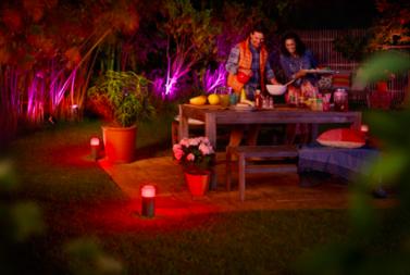 Philips Hue Calla Add-On Smart Outdoor Pathway Light