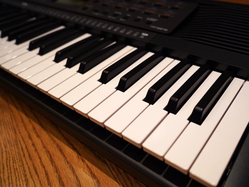 61 note keyboard