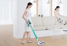 Tineco vacuum brand feature