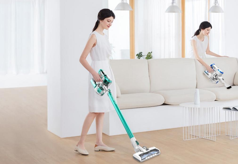 Tineco vacuum brand feature