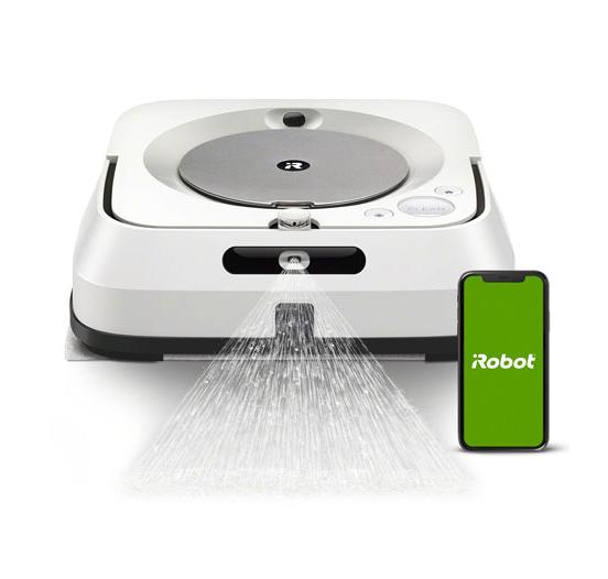iRobot Braava Jet m6 Robot Mop